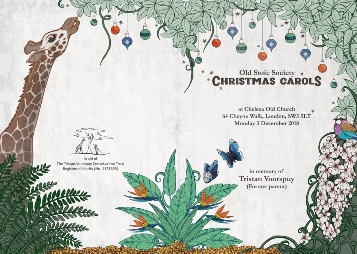 Stowe School - OS Christmas Carols & AGM